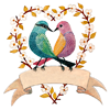 stock ♦ lovebirds