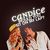 tvd cast » candice/ian lap?