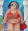 толстая тетя