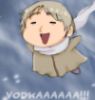 russia, hetalia: axis powers, vodka, chibi