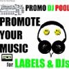 dj, promopool, label