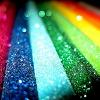 Deni: Sparkling rainbow