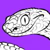 aruba island rattlesnake -- from henriek