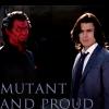 Azazel and Janos mutant and proud.
