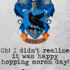 hp: claw - hopping moron day