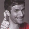 dork, thumbs-up, Muller