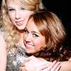 Miley and Taylor <3 Maylor