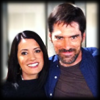 SSA McGeek: Hotch and Prentiss....scruffy smile
