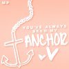 summer; you've always been my anchor