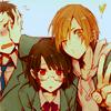 eifie: Raira trio <3