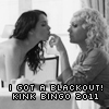 I'm an Honorary Canadian. I have proof!: Kink Bingo Blackout