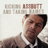 Just A Kiss Away: Cas Assbutt