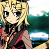 Rin Kagamine | (Yuuyami to Orange et. all): Huh? Did you say something important?