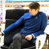Urban - McCoy Captain Chair