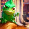 yappichick: Tangled: Pascal