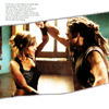 SGA Ronon and Teyla sparring