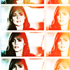 kate: T / damages / the things your face does
