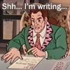 frankiealton: writing