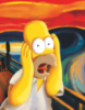 scream, homer