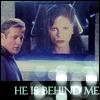 Дочь мичмана: behind me