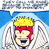 God's gift; Warren Worthington