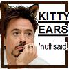 KITTY EARS. 'nuff said