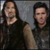 Aragorn and Faramir