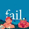 Fail →