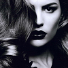 Fashion * Dark lips