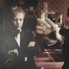 Sherlock/Lestrade and Sherlock's hand