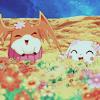 flowers, Salamon, Patamon