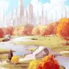 korra -> city