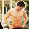 Valerie: alcide stripped