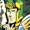 Loki shhh