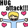 techgirl_on_ij: Cartoon Hug attack