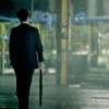 Sherlock/Mycroft from back