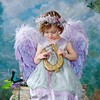 ангелок с лирой