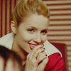Nicole: Quinn hiding her smile