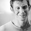 Jason Flemyng.  Sunny smile.