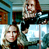 Mercy: [Falling Skies] Pope/Maggie - stand-off