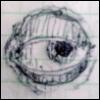 рисунок, глаз