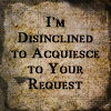 Quotes - Disinclined