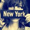 табличка NY!