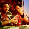 brotp: abed & troy handshake