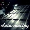 ElaineMalfoy: music
