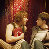[ harry potter ] ron too close