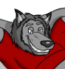 Big Bad Wolf Silvermane: Grin