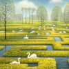 swan maze
