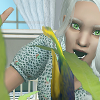 the empress: Sims: McNulty