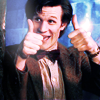 Mindy: doctor who - eleven - y/y